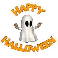 Halloween Day Schedule